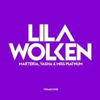 MARTERIA/YASHA/MISS PLATNUM - LILA WOLKEN