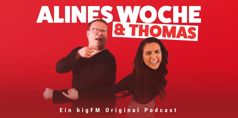Podcast Alines Woche und Thomas