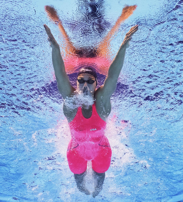 Mit periode gehen schwimmen Mit Periode