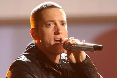 Eminem Starportrait