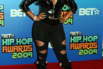 Nicki Minaj Starportrait