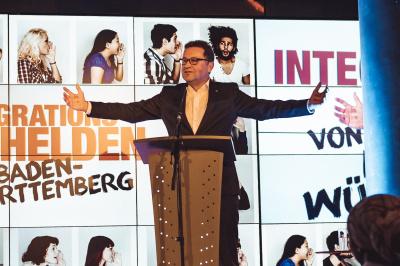 Initiative für Integration Baden-Württemberg 2019: Die Preisverleihung