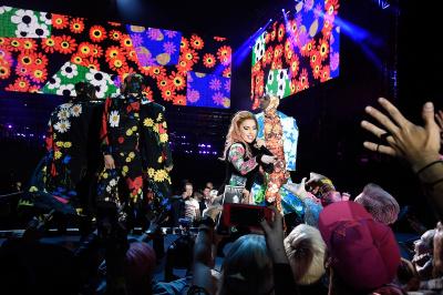Mit Lola zu Lady Gaga nach Las Vegas
