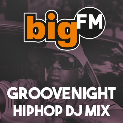 GROOVE NIGHT<br />HIP-HOP DJ MIX