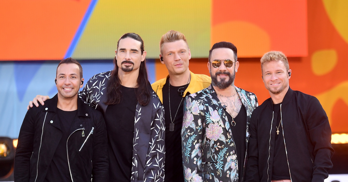 backstreet boys tour 2019