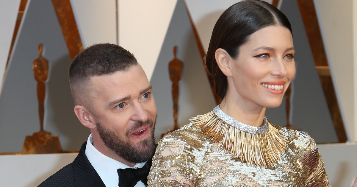 Justin Timberlake And Jessica Biel Are Actually Definitely