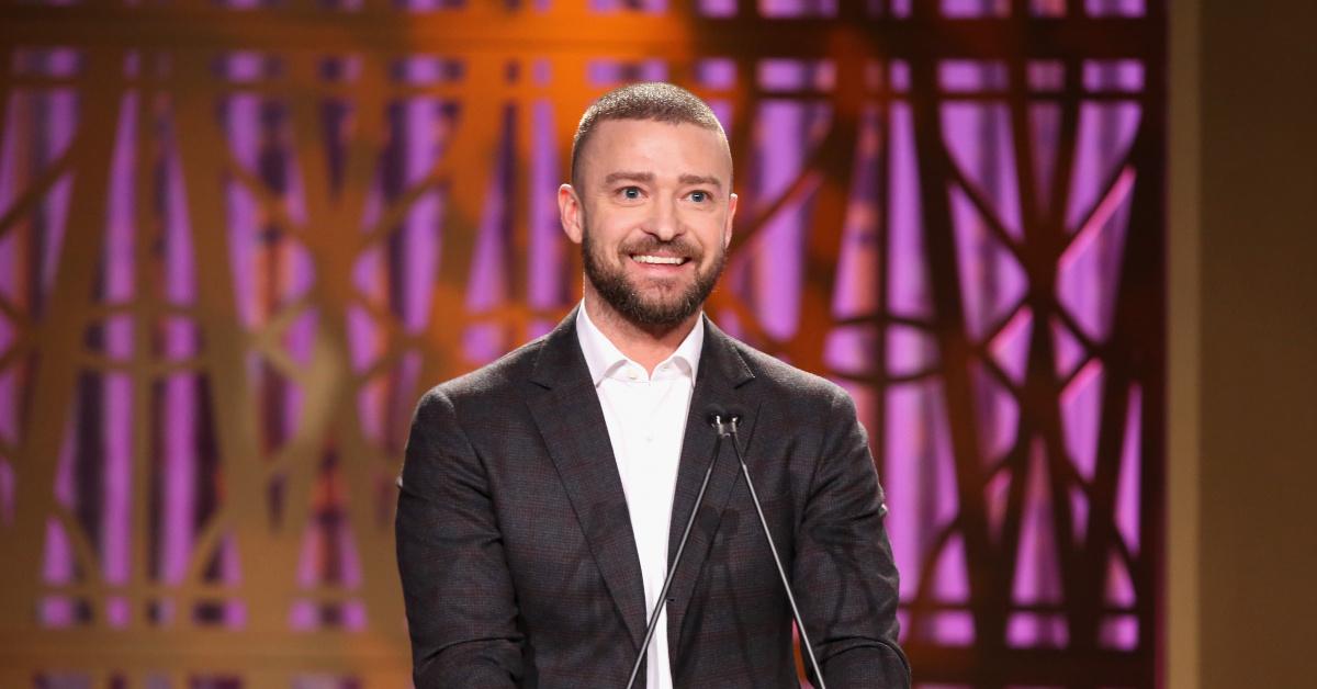Justin Timberlake Affäre
