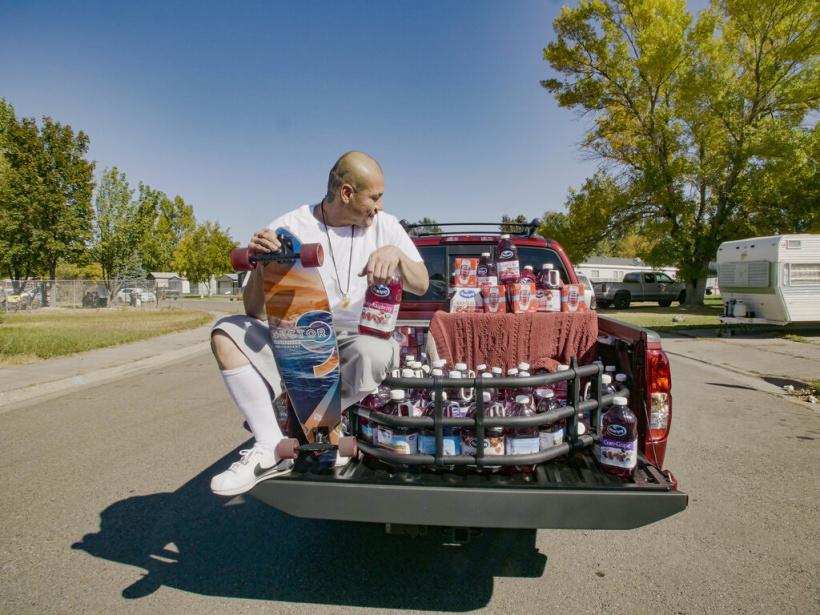 Nathan Apodaca: Dank TikTok zum neuen Truck und Literweise Cranberry-Saft