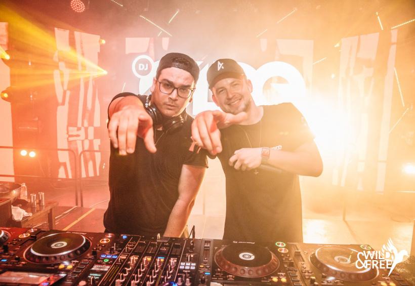 bigFM DJ Olde (rechts)