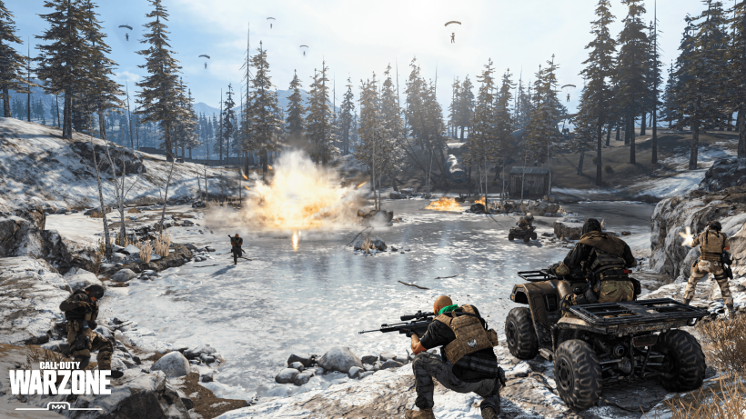 Call of Duty: Warzone - Battle 2