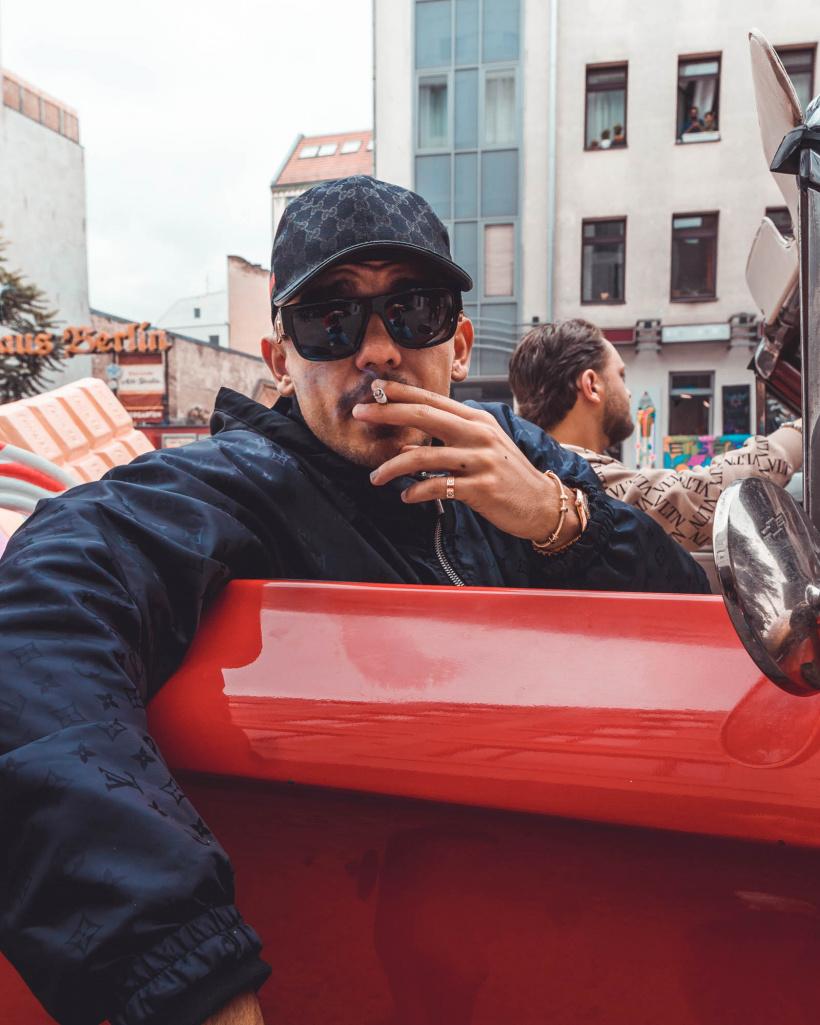 Capital Bra veröffentlicht Hörprobe mit Sänger Clueso