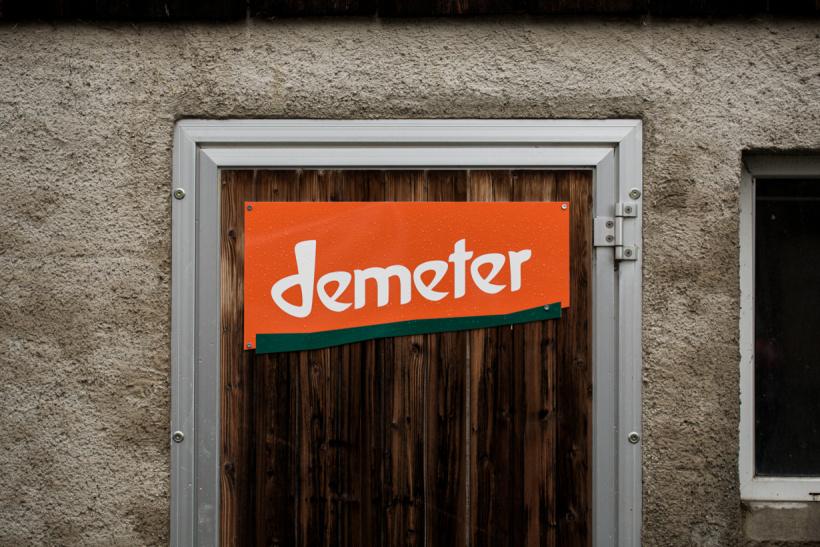 Bioverband Demeter Logo