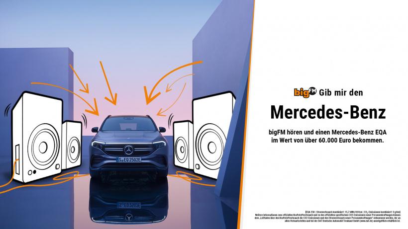 bigFM - Gib mir den Mercedes-Benz