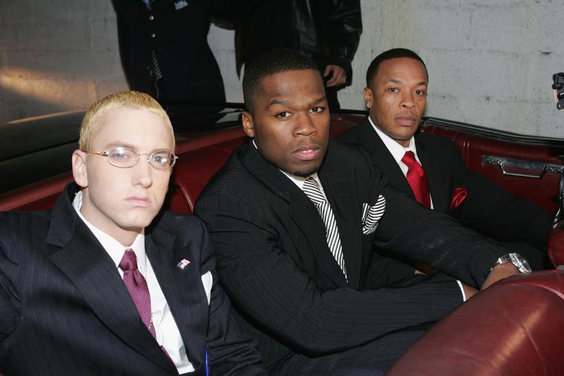 Eminem sagte Mega-Tour mit 50 Cent, Dr. Dre & Snoop Dogg ab