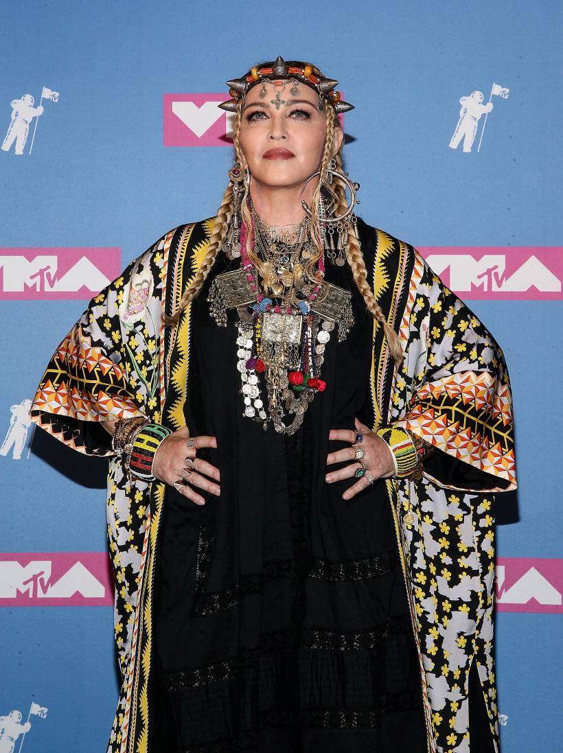 Madonna und die Verschwörungstheorien
