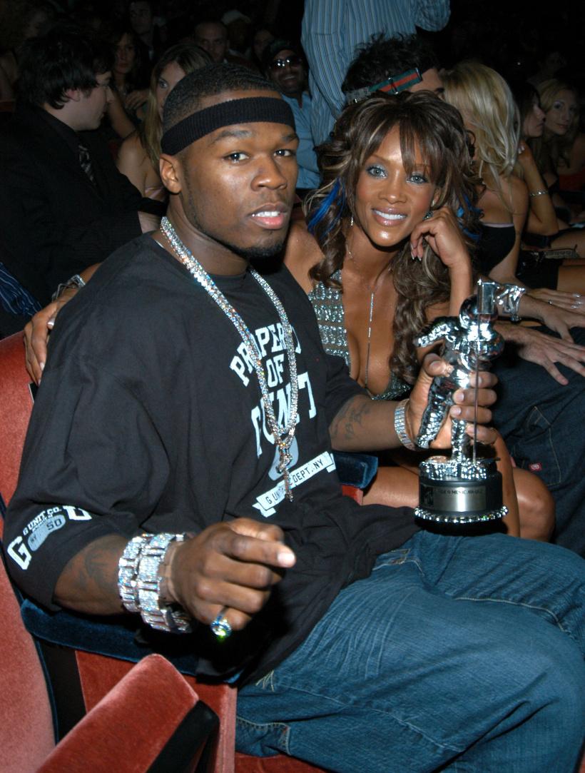50 Cent & Vivica A. Fox