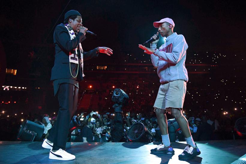 """Jay-Z und Pharrell Williams vermitteln mit """"Entrepreneur"""" eine wichtige Botschaft"""