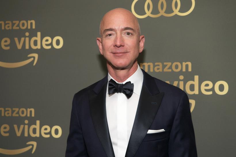 Einer der reichsten Männer der Welt: Jeff Bezos