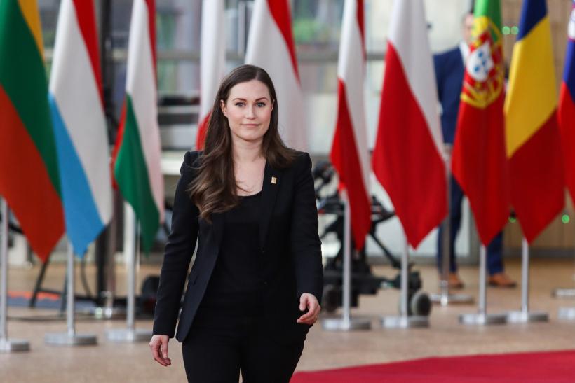 Sanne Marin ist seit Anfang Dezember 2019 Ministerpräsidentin der Republik Finnland