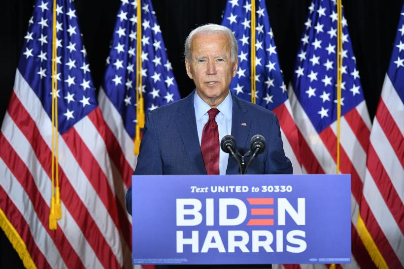 Präsidentschaftskandidat Joe Biden im Interview mit Rapperin Cardi B