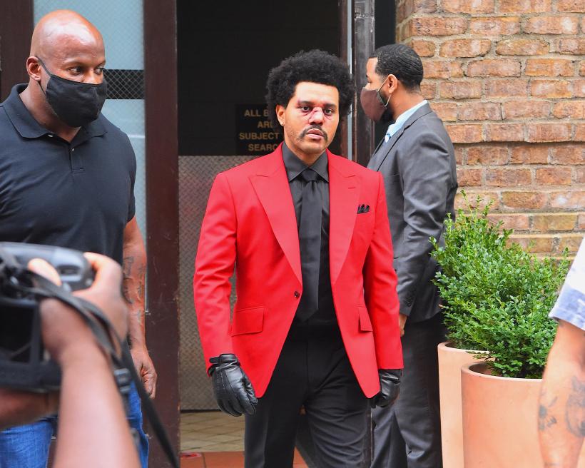 The Weeknd auf dem Weg zu den VMAs