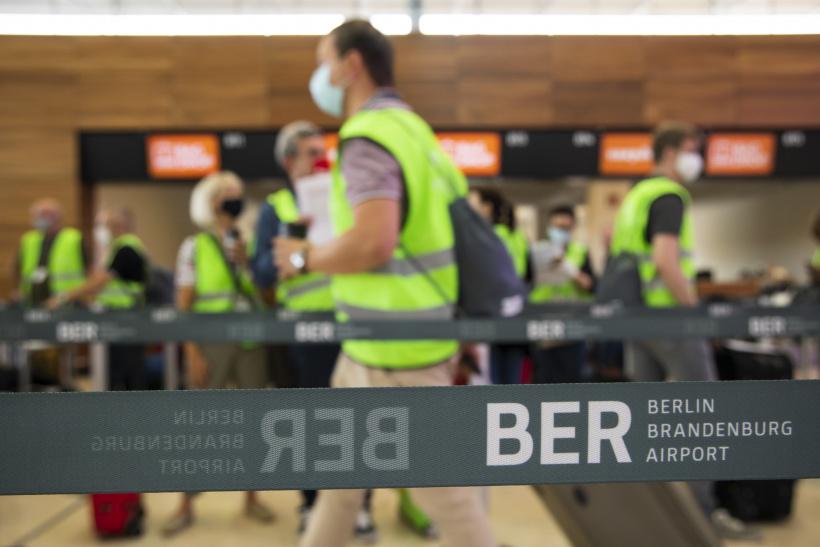 BER - der Berlin Brandenburg Airport soll tatsächlich bald eröffnen