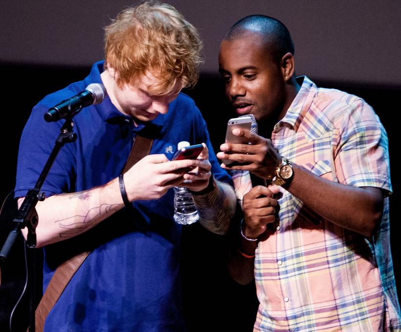 Ed Sheeran & Maxwell