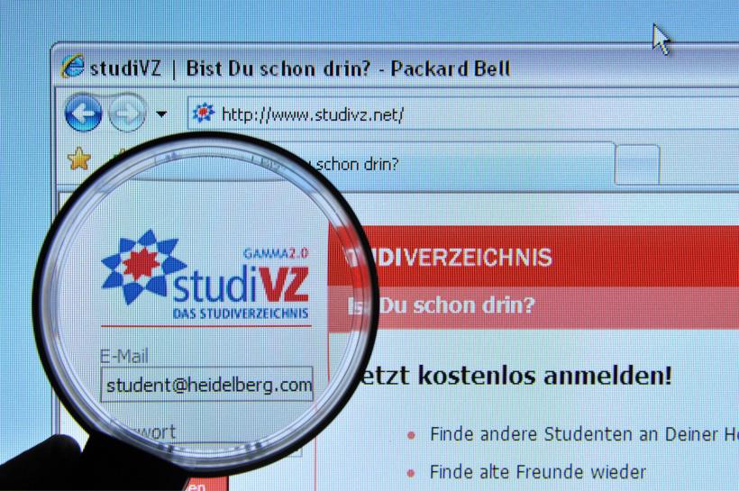 Studi VZ: So bekommt Ihr die Bilder Eures Profils zurück