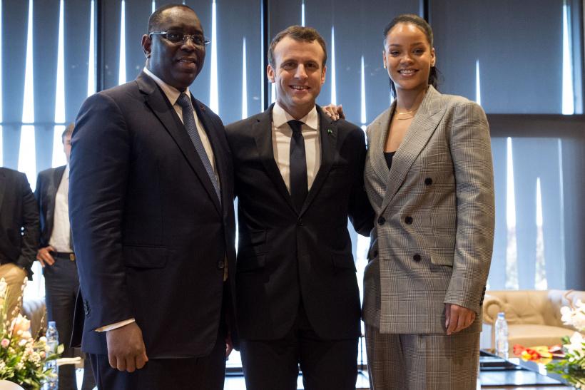 Rihanna wurde zur Sonderbotschafterin ihrer Heimat Barbados ernannt