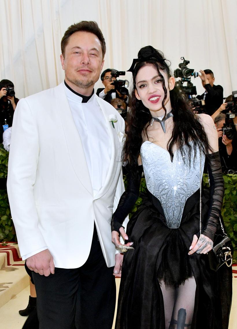Elon Musk Frau Grimes