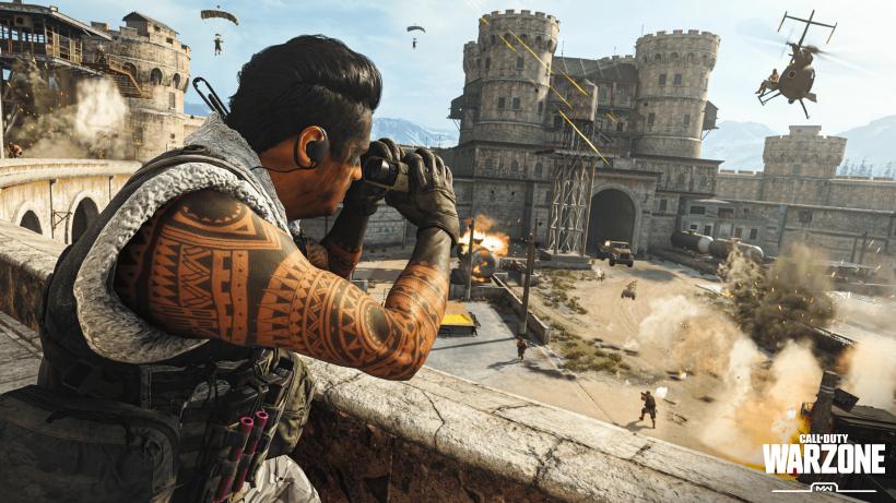 Call of Duty: Warzone - Prison