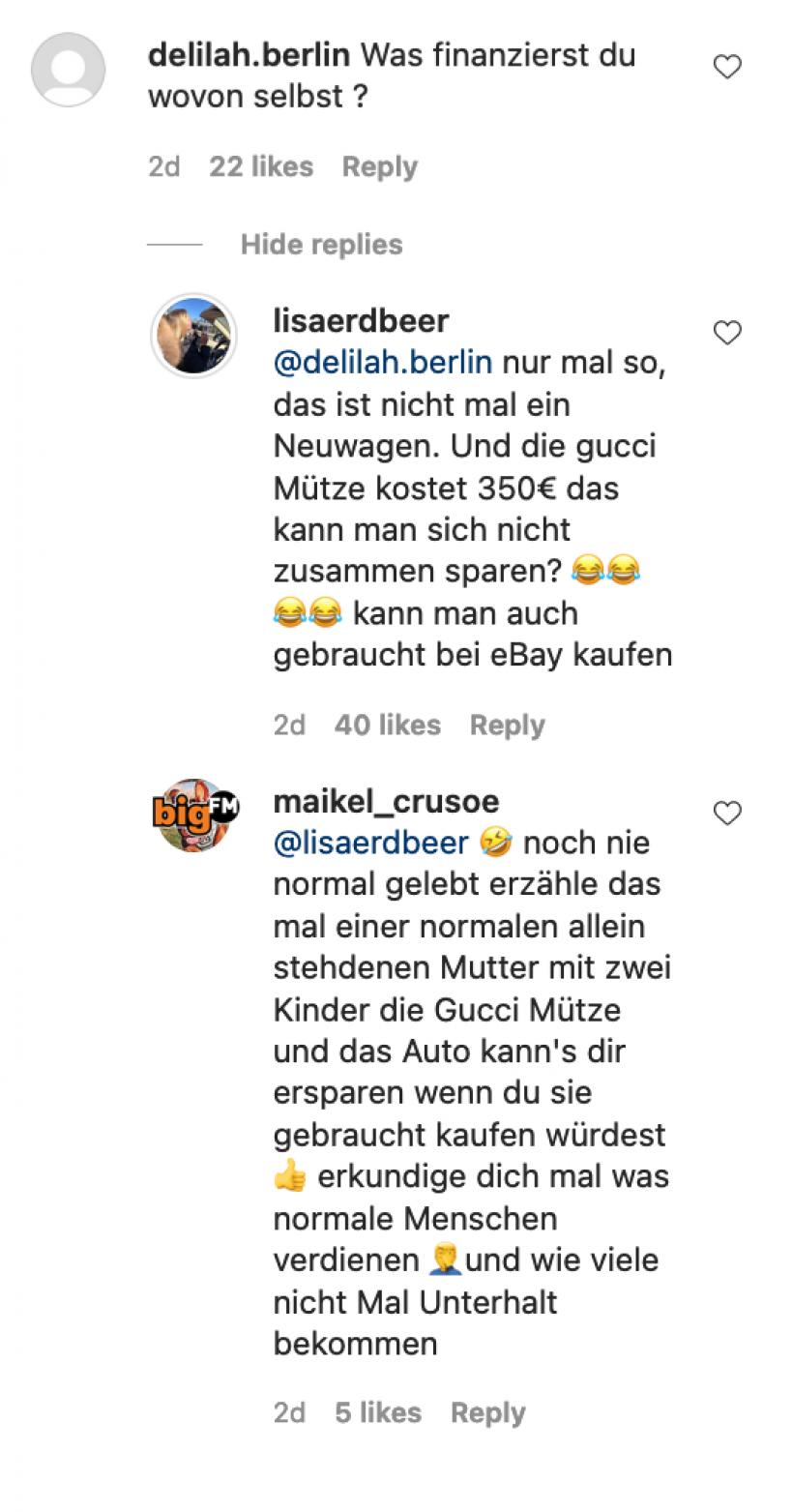 LisaErdbeer-Instagram-Kommentarfeld.png