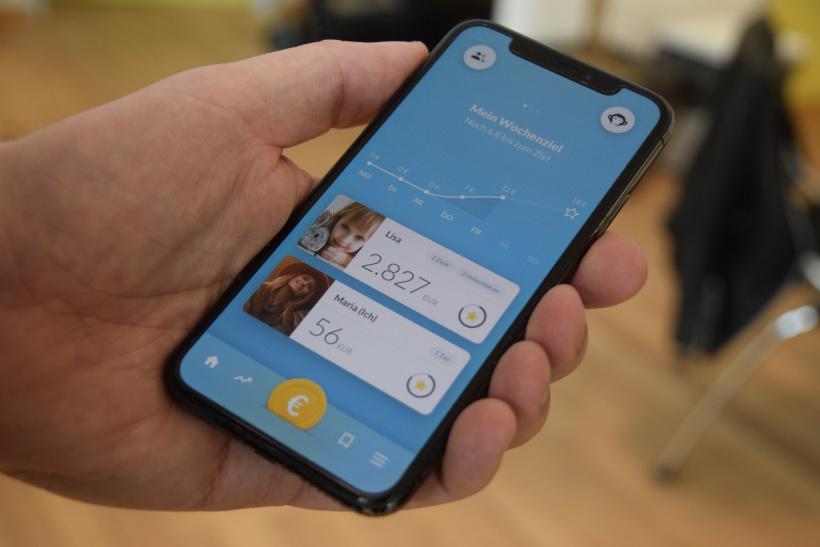 Die Monkee App hilft beim Sparen