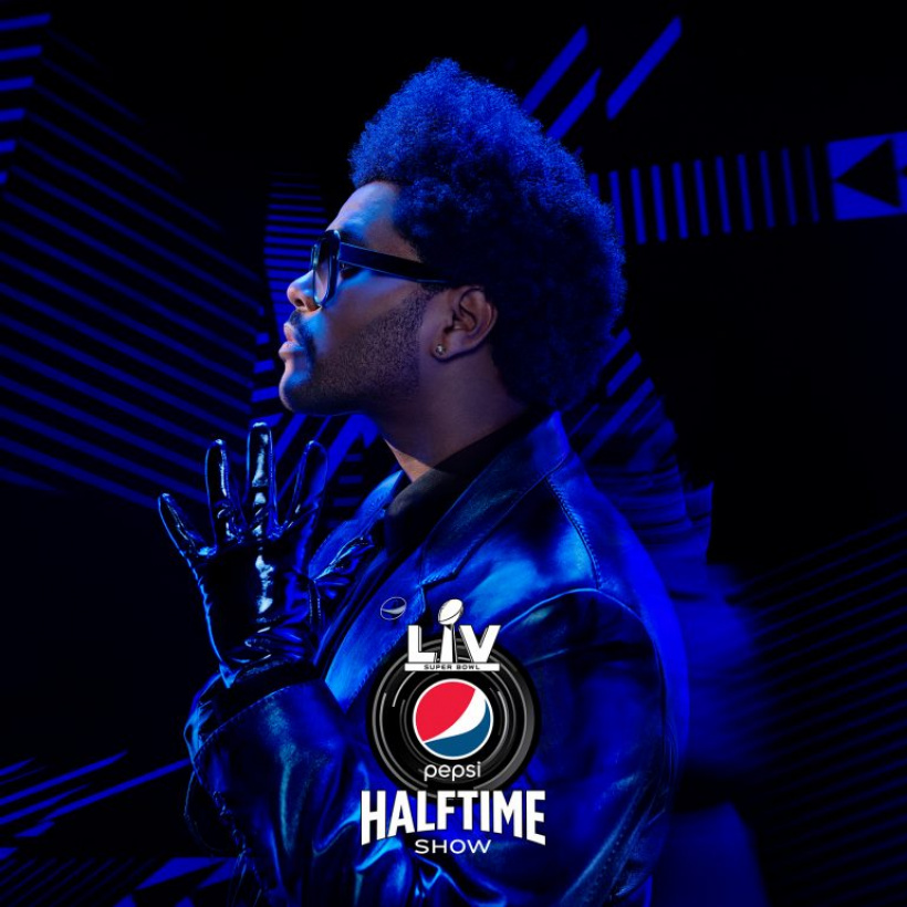 The Weeknd Halftime Show Super Bowl 2021