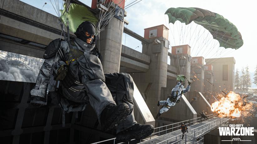 Call of Duty: Warzone - Landezone