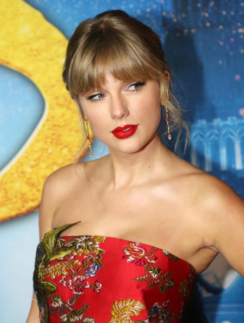 Taylor Swift trainiert alleine