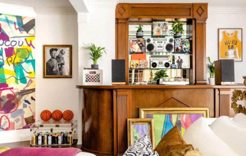 Via Airbnb steht die Film-Villa zur Miete bereit