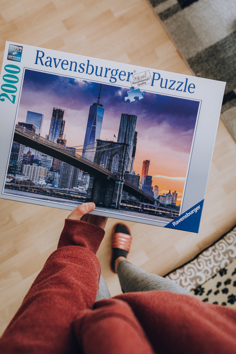 Puzzles sind voll angesagt