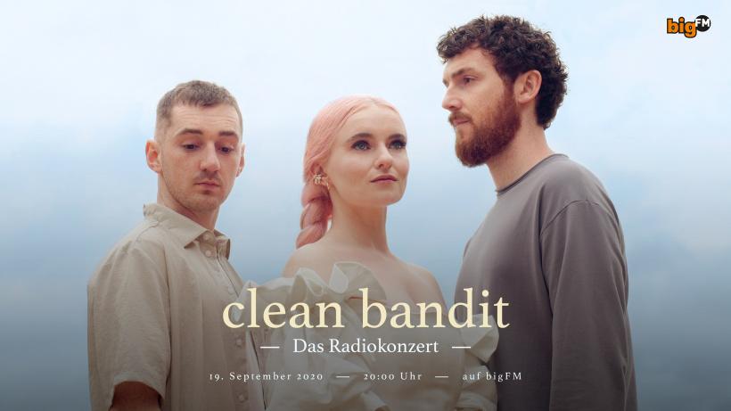 Das Clean Bandit Radiokonzert