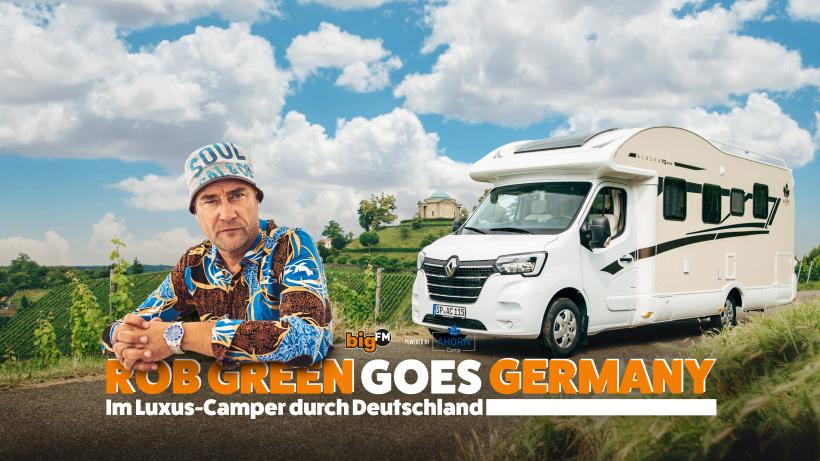Rob Green Goes Germany: Mit dem Ahorn Luxus-Camper durch Deutschland