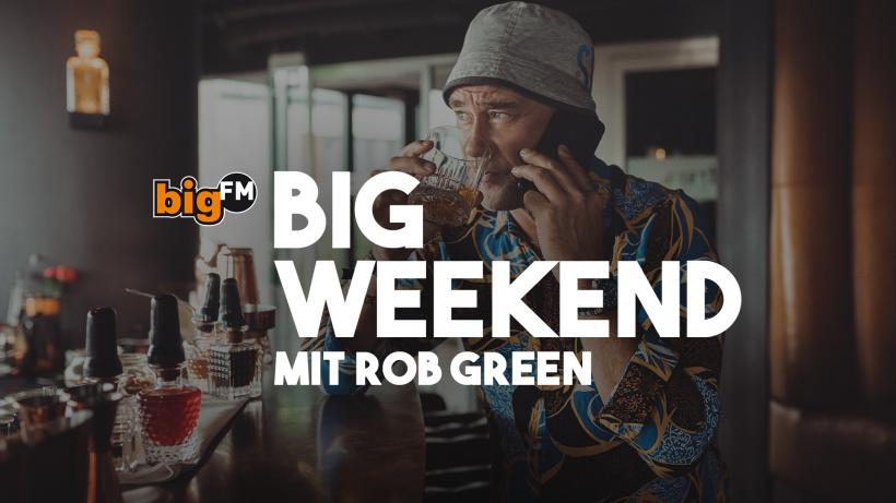 bigWeekend mit Rob Green