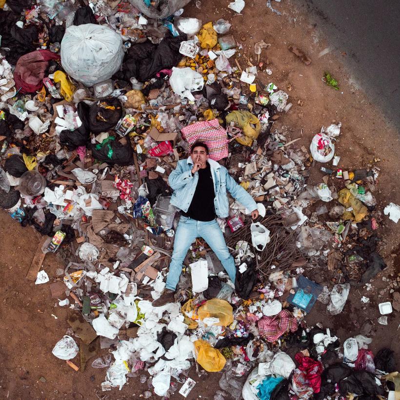 Leben im Müll: Utopie oder bald Realität