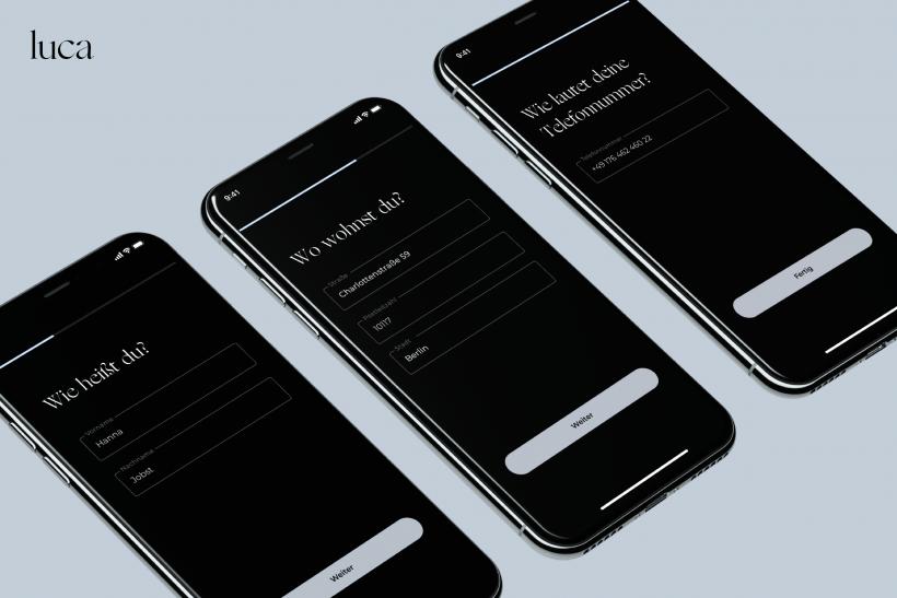 Die luca App