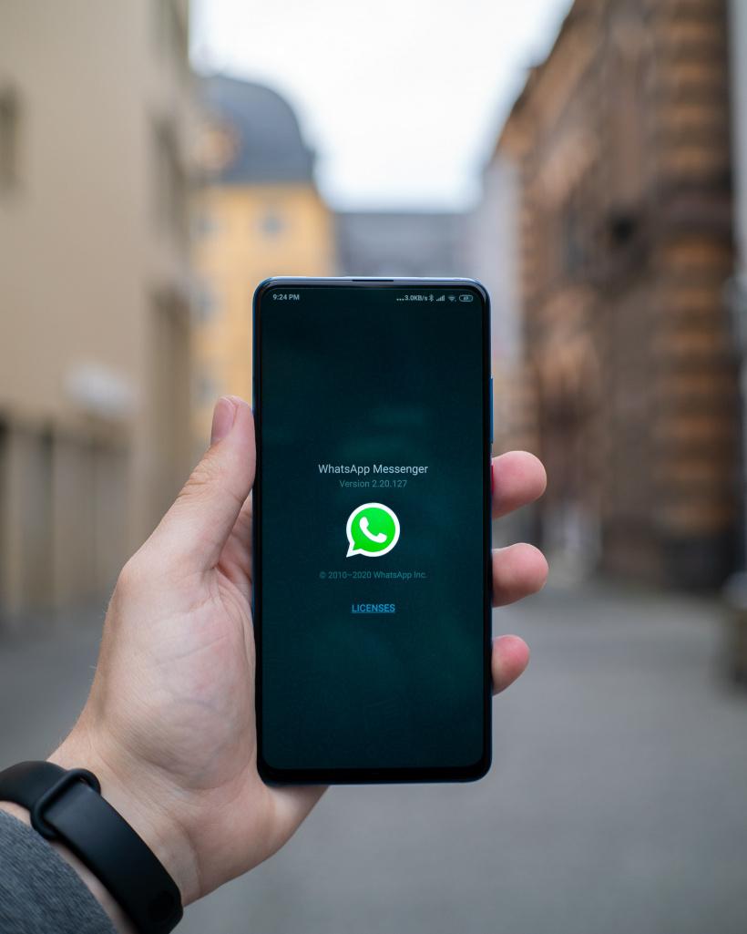 Die Kommunikation über WhatsApp ist momentan wichtiger denn je