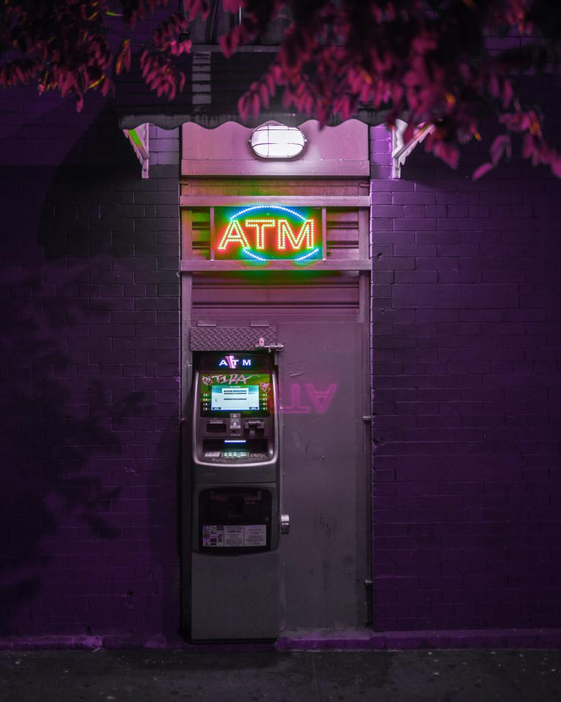 Bankautomat