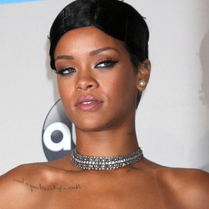 Rihanna Rauchen Kiffen Kampagne
