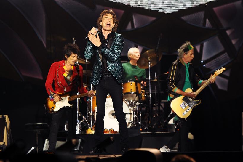 Zwei Rekorde: Rolling Stones an der Spitze der Single-Charts