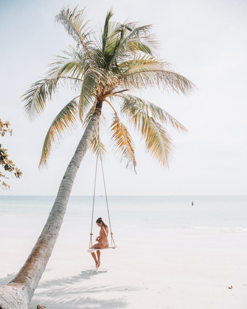 Dank Plexiglas-Abschirmungen soll der Sommerurlaub doch noch gerettet sein