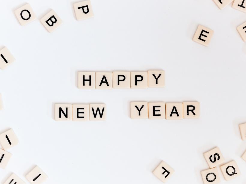 2020: Happy New Year