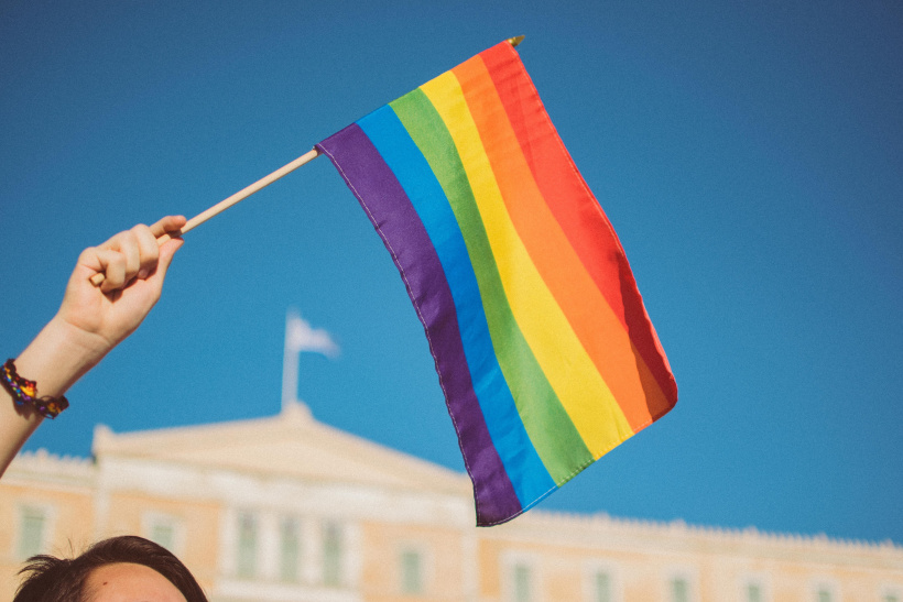 Flagge zeigen für die LGTBQ-Community
